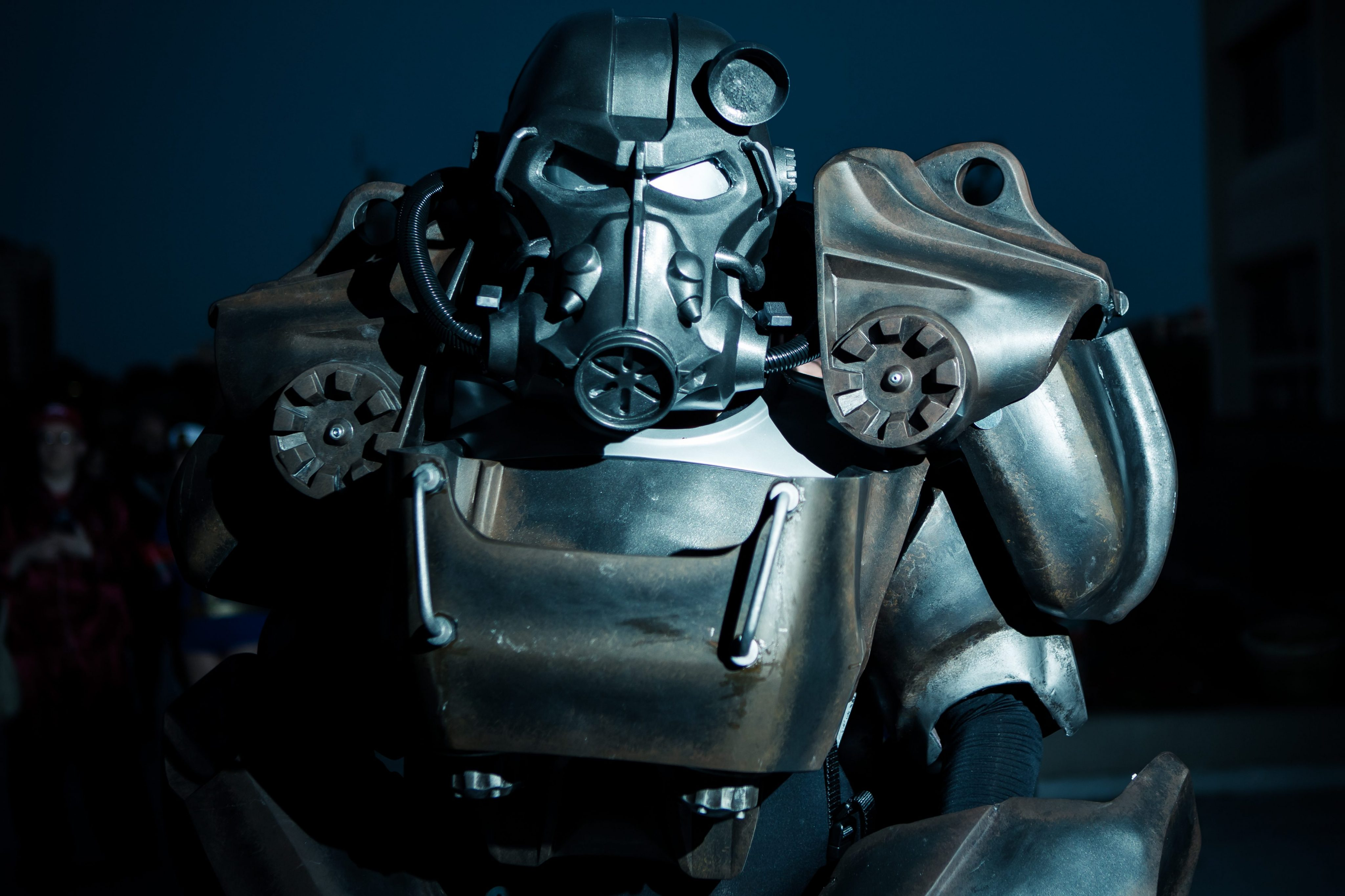 T 60 Power Armor Prop Fallout 4 Cosplay Michelle Sleeper