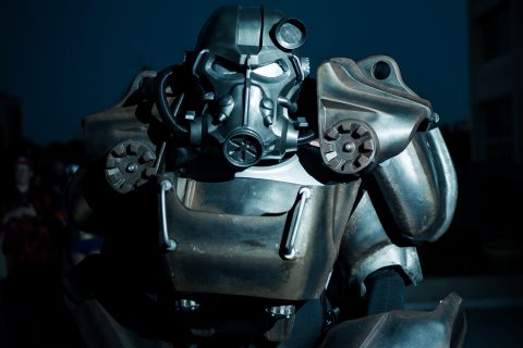 Permalink to: T-60 Power Armor Cosplay