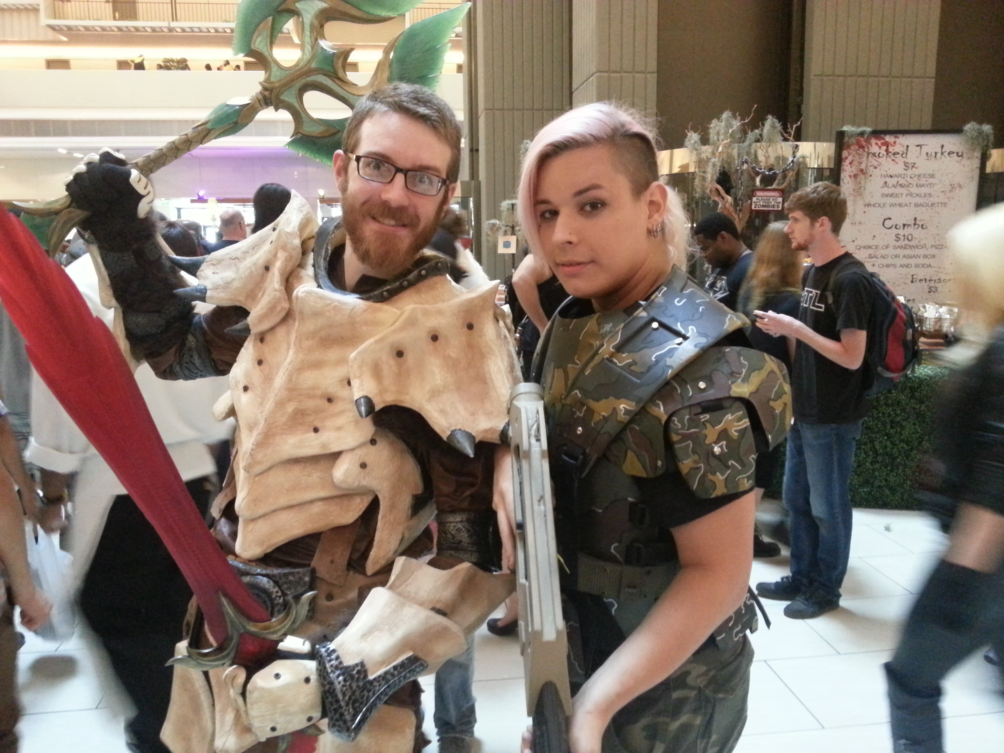 Project Highlights  sc 1 st  Michelle Sleeper & Colonial Marine Costumes | Aliens Costumes | Michelle Sleeper